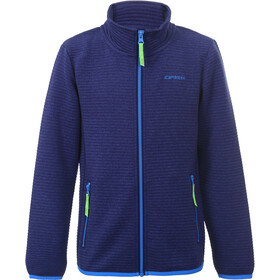 Icepeak Kershaw Midlayer Jacket Kids navy blue
